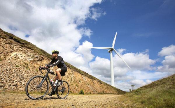 Gravel bike route Bowbeat